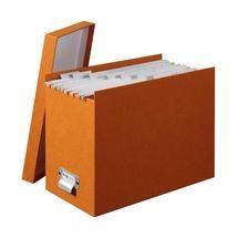 Boite de rangement en carton : une solution de rangement aussi ...
