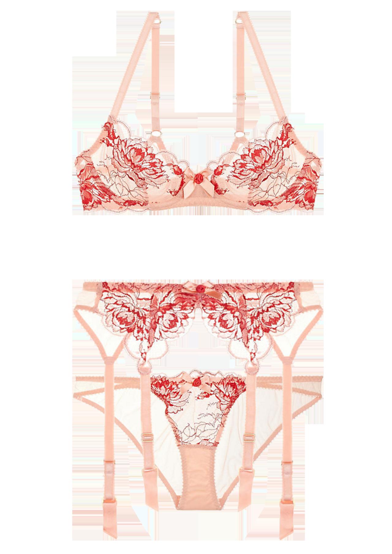 Dani by L\'Agent / 32-36 A-E | love n lace | Pinterest