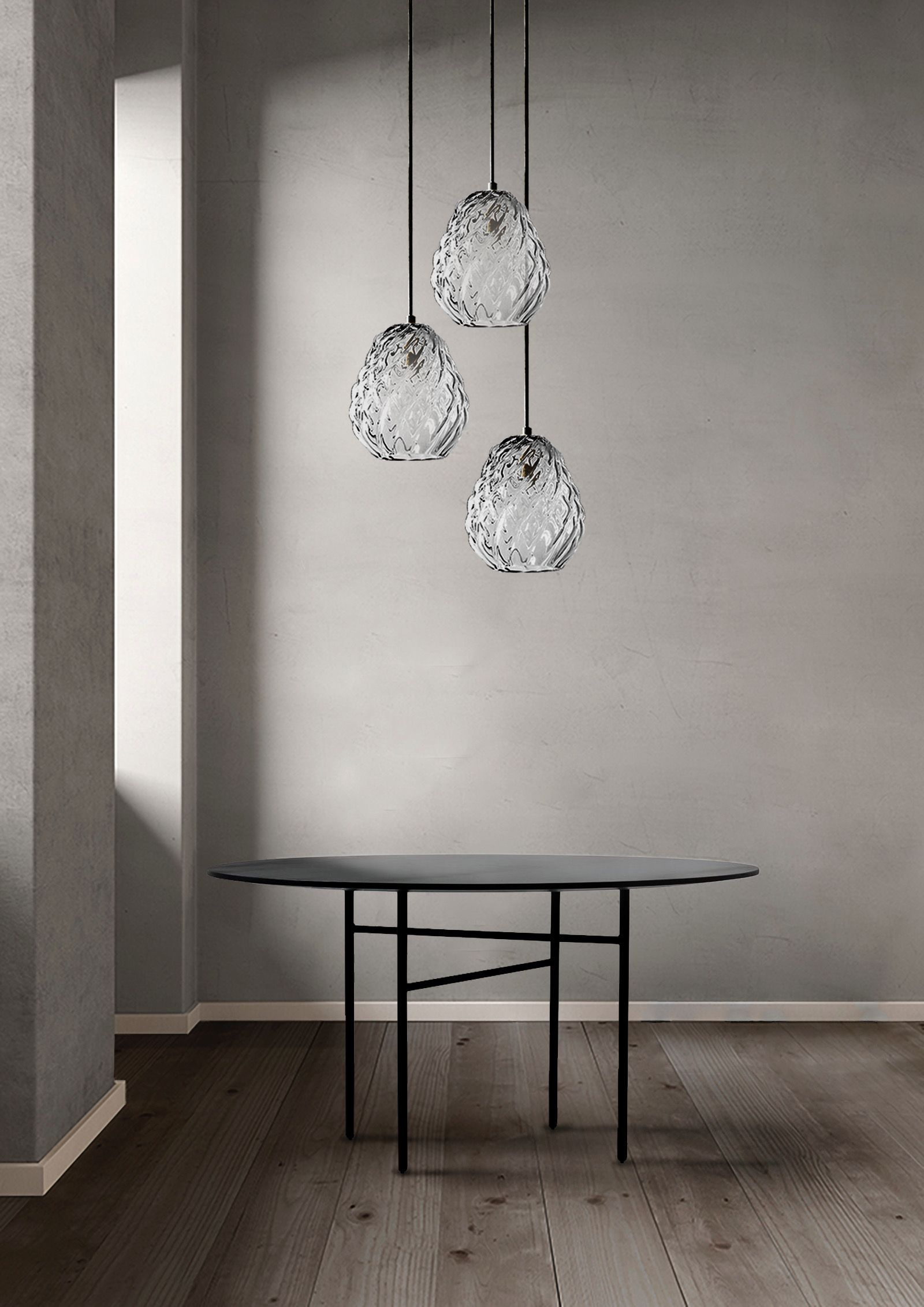 Laviva home agave collection lighting tobalá clear glass