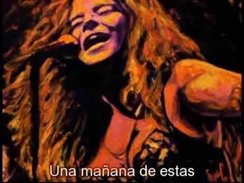 Janis Joplin Summertime Subtitulada Español Youtube Music Janis Joplin Joplin Rocker