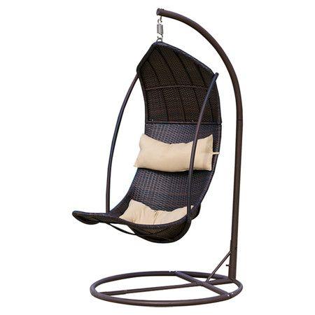 Atoll Patio Swing Chair at Joss and Main - Atoll Patio Swing Chair At Joss And Main My Home Style