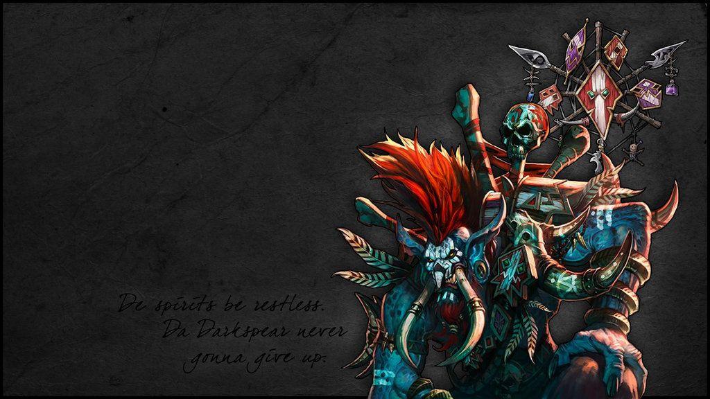 Pin On Wow World of warcraft troll wallpaper