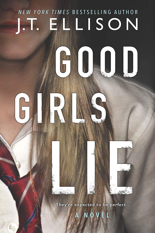 Good girls lie ebook jt ellison kindle