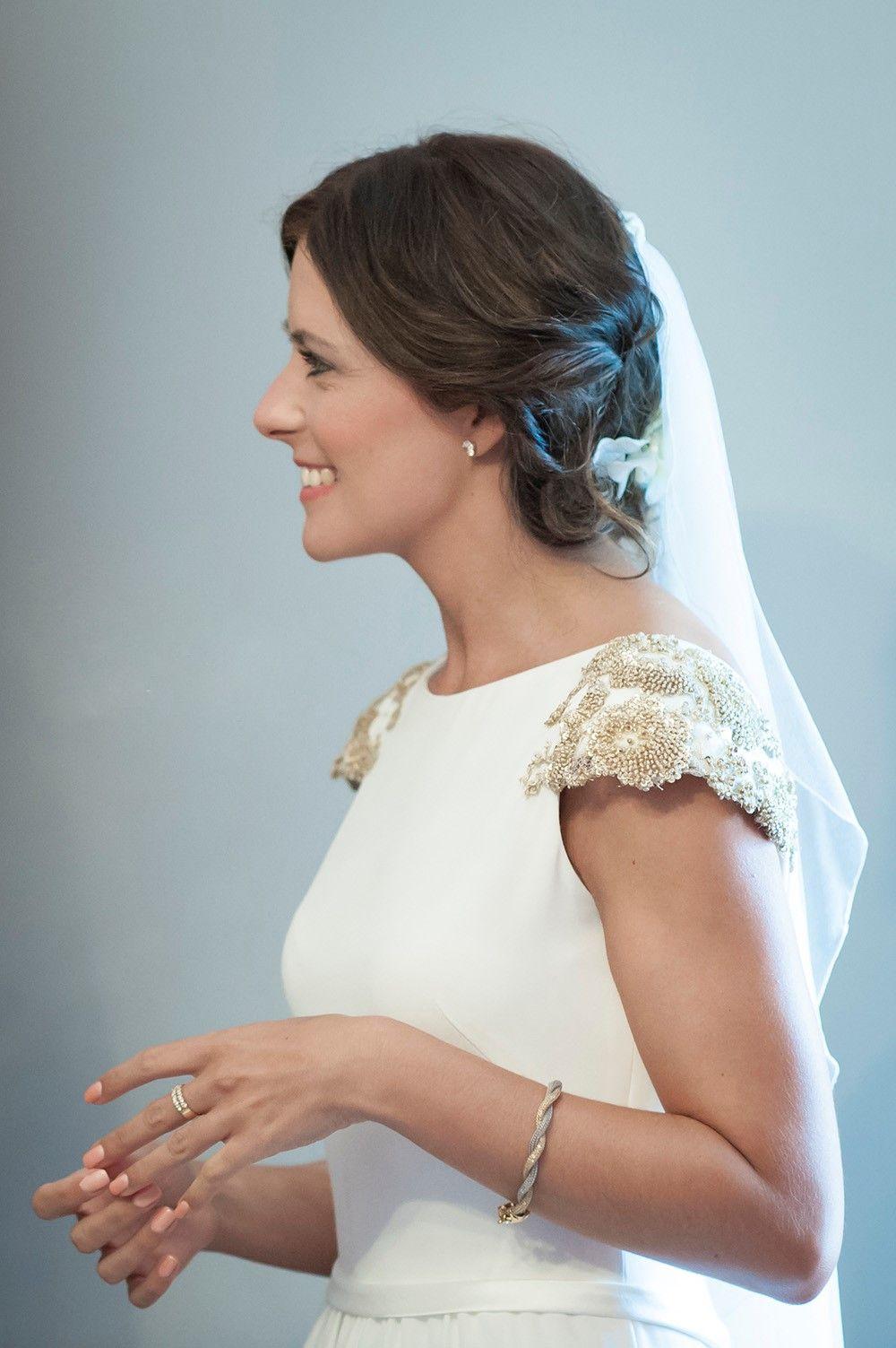 Vestido de novia 13 | Peinados de novia | Pinterest | Vestidos de ...