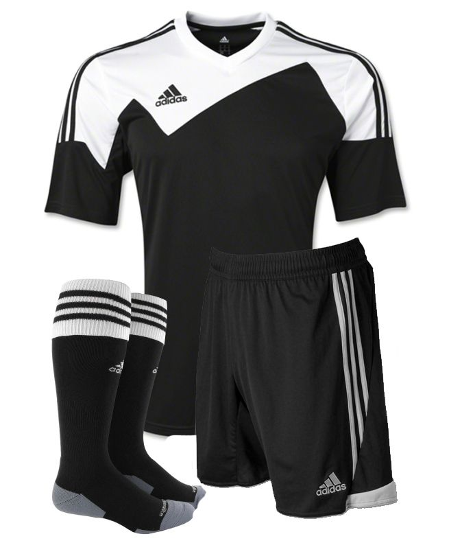 7be2e023ad3 $57 for whole set adidas Toque 13 Soccer Uniform is one of the best uniform  offerings from adidas. Ask for our team discounts.