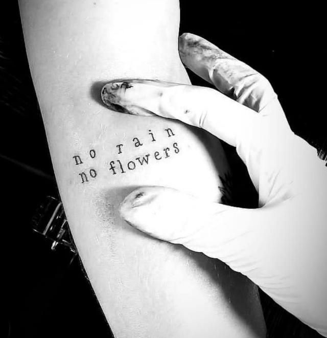 40 Inspiring Tattoo Ideas To Get After A Divorce Tattoos For Women Flowers Inspirational Tattoos Tattoo Quotes