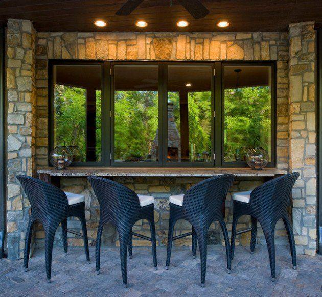 19 Super Practical Indoor Outdoor Serving Bar Ideas Pass