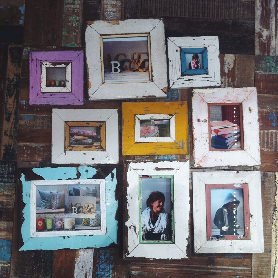 Frames - Uneeka Life Truro, good in a cluster or on their own ...
