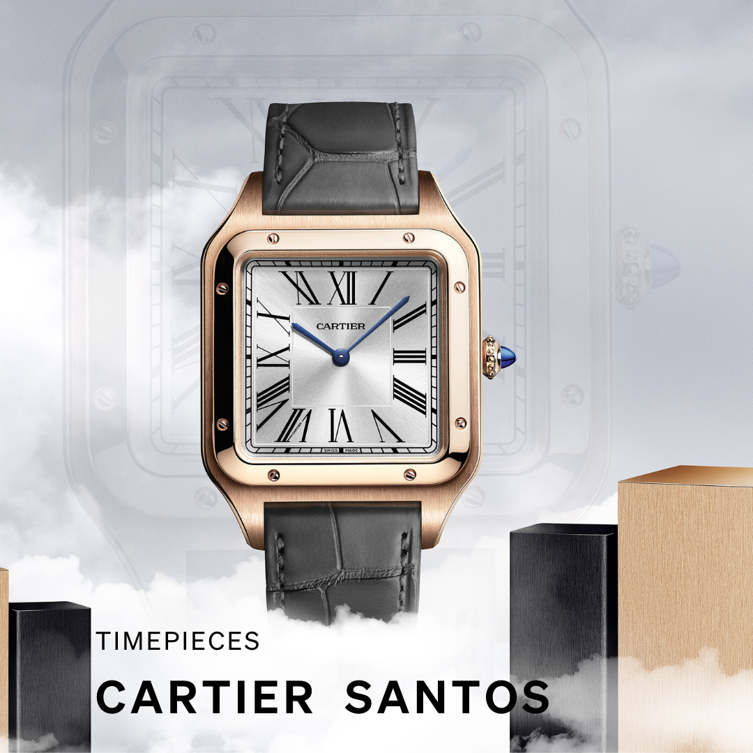 The early 1910s saw Cartier produce the first Santos pieces — over a century later its inspired design lives on as one of the best options among more elegant luxury watches.  Click the link in our bio to read the full article about the Cartier Santos-Dumont XL #watch #NOBLEANDSTYLE #watchoftheday #watchesofinstagram #watchporn #watchaddict #timepiece