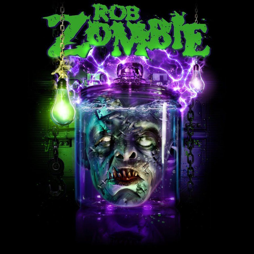White Zombie Was A Grammy Award Nominated American Heavy Metal Band Description From Pixgood Com I Searched For This On Bing Rob Zombie Art Zombie Art Zombie