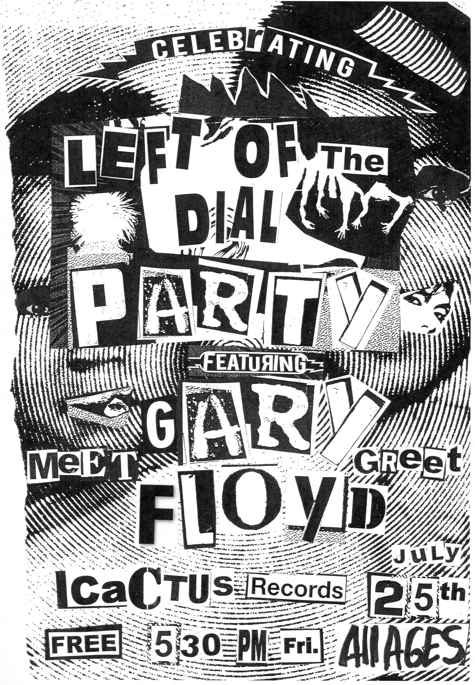 1970s New York rock flyers - Google Search
