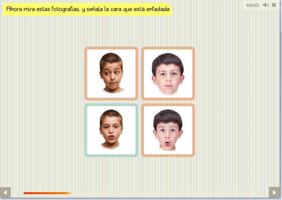 Leo TEAyuda. Manual para la evaluación y enseñanza de emociones