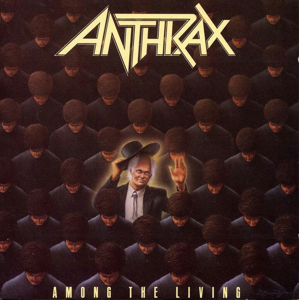 Among the Living!! Among the living, Metal albums, New