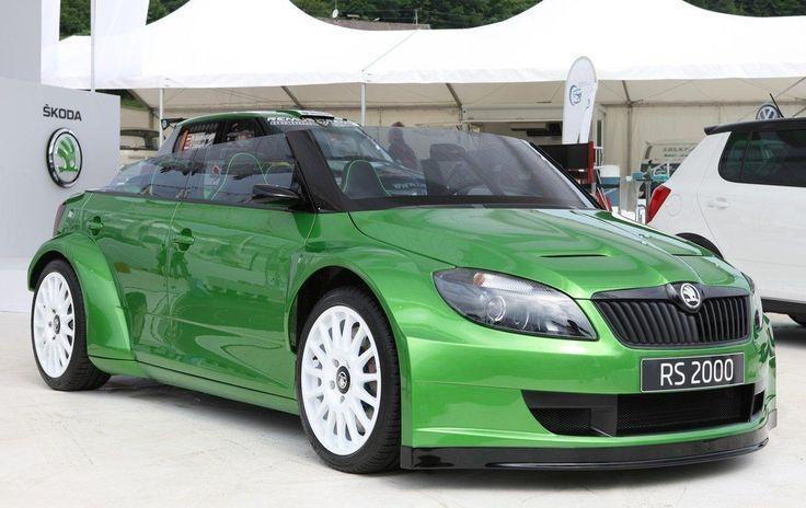 Skoda Fabia Rs 2000 Skoda Fabia Cool Cars