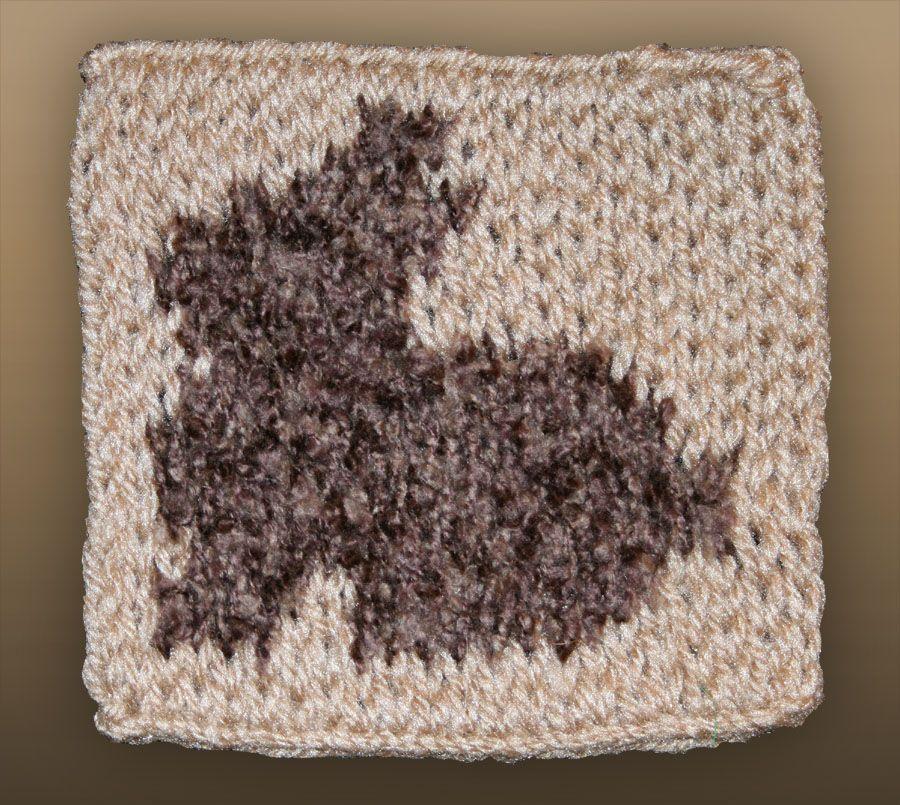 Bunny Block | Loom knitting patterns, Spool knitting, Sock ...