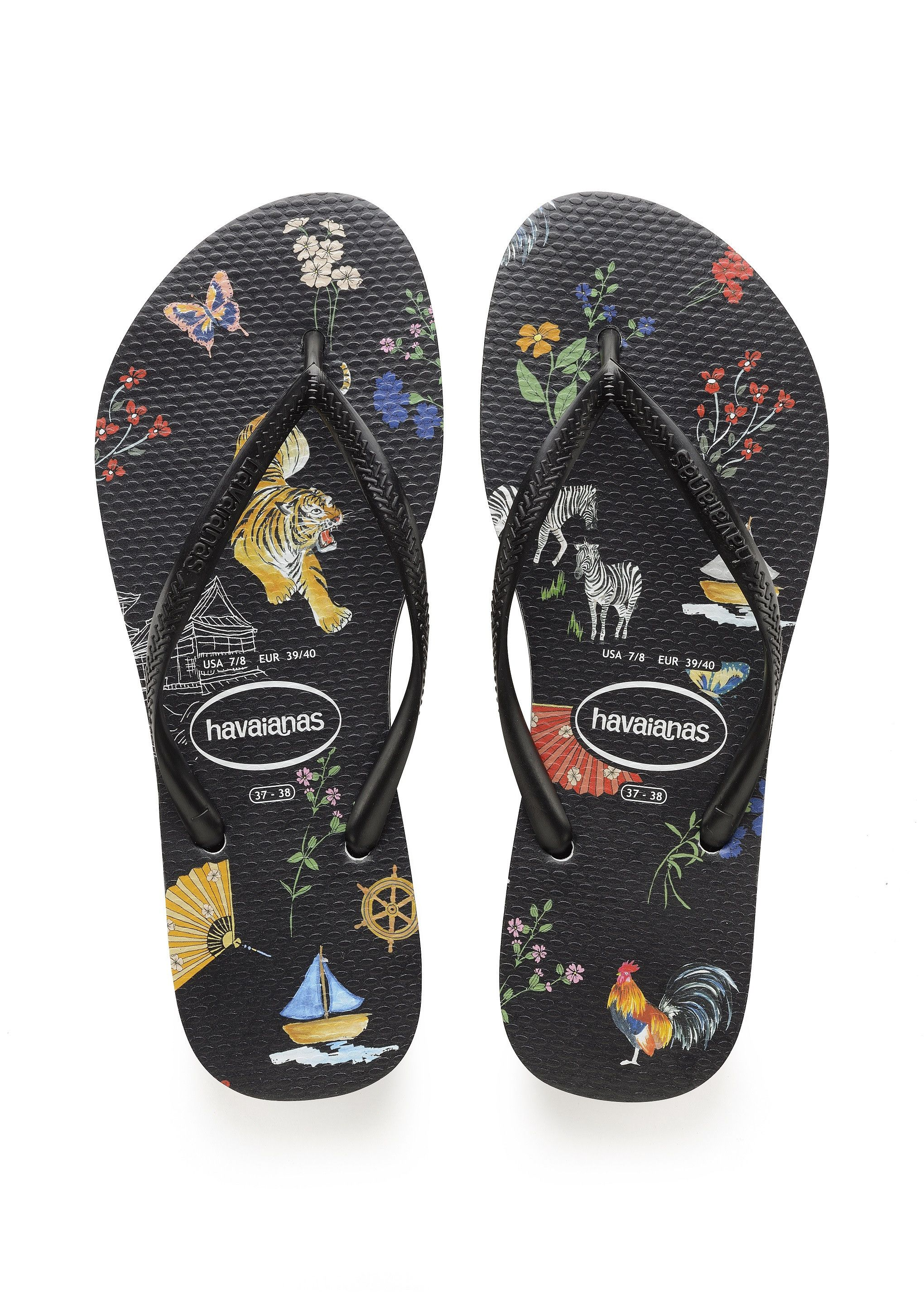 4fdef26f1ca287 Shoes Sandals · Havaianas Slim Wild Sandal Black Price From  NZ 39.61  https   flopstore.
