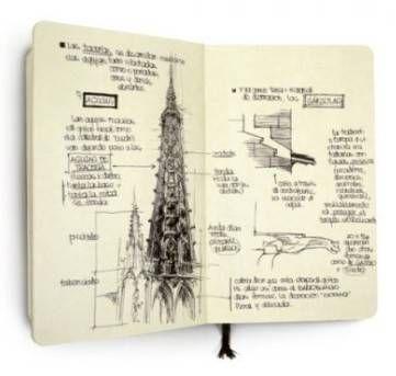 Architect's sketchbook 6