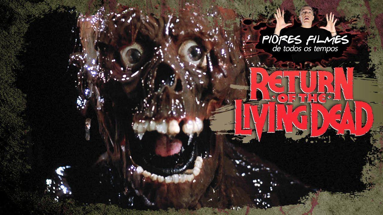Filme Mortos Vivos pertaining to a volta dos mortos-vivos: piores filmes de todos os tempos #14