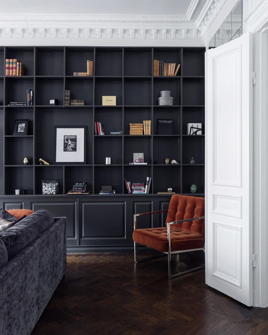 bookshelf designed by stylebylojs