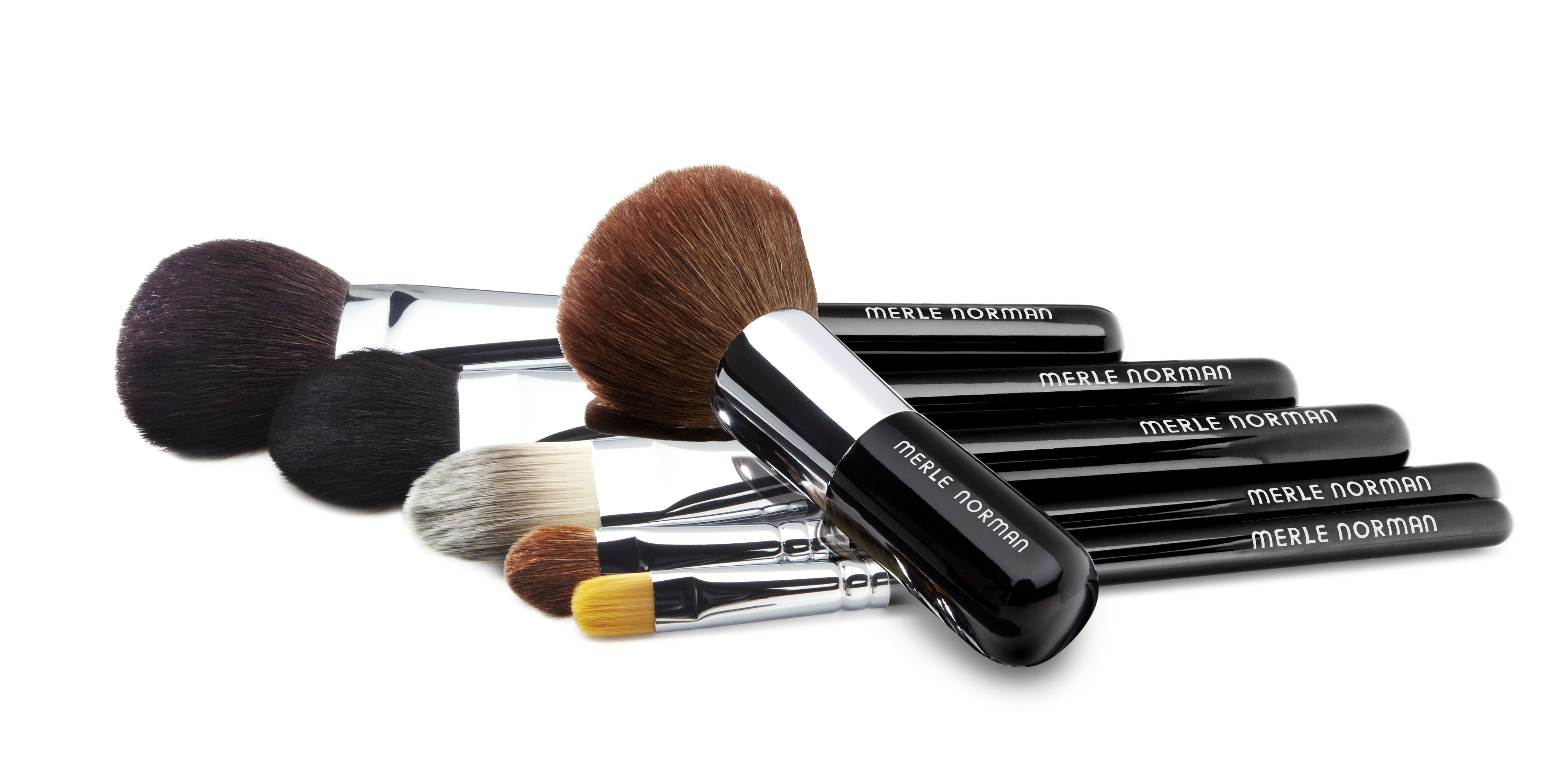 Merle Norman Makeup Artistry Brush Collection With Images