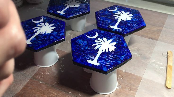 Diy epoxy resin coasters part 3 coasters diy epoxy
