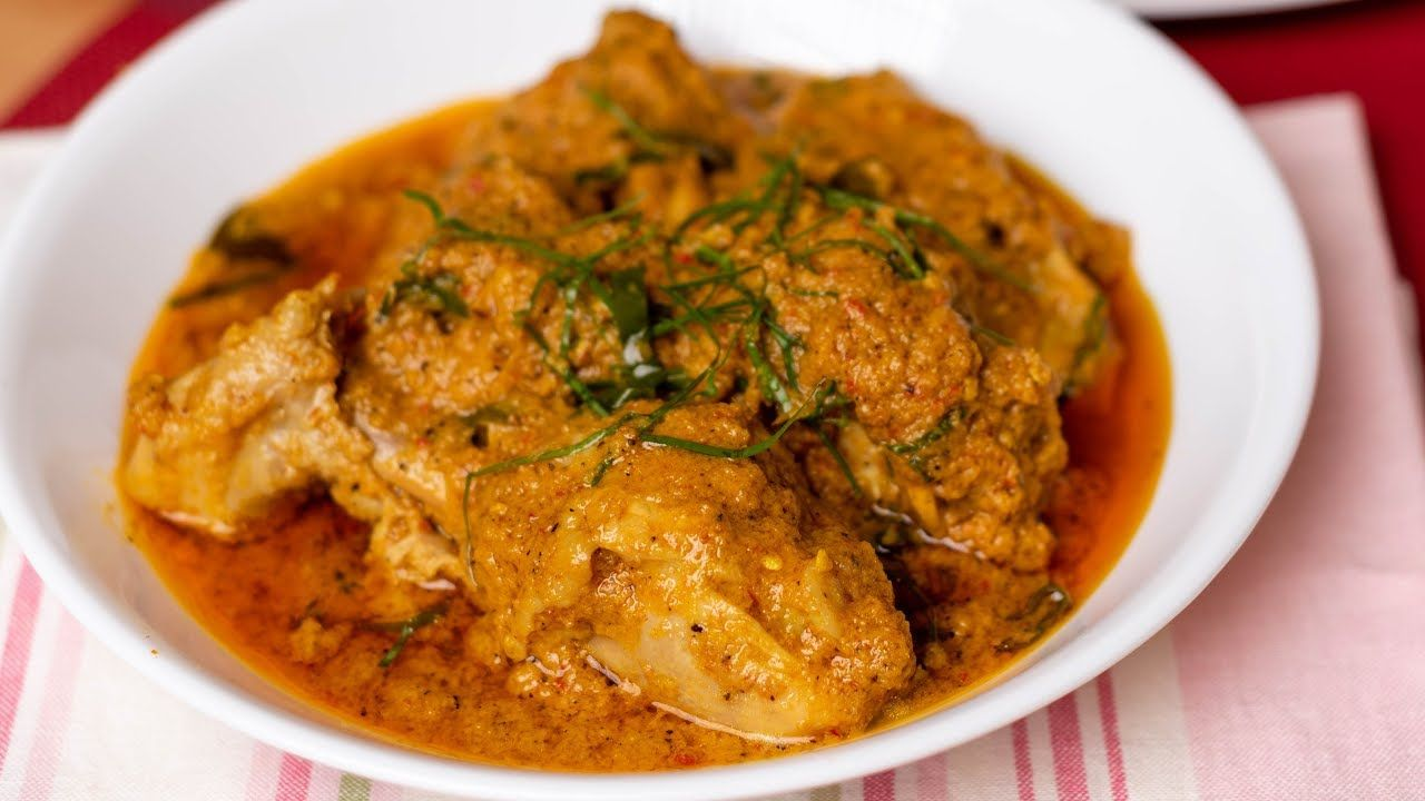 Rendang Ayam Hari Raya Special Resepi Pasti Sedap Youtube Poultry Recipes Chicken Recipes Recipes