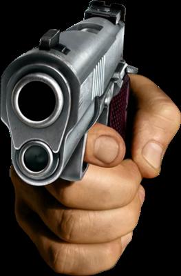 Pin Auf Hand With A Gun Bitch 3