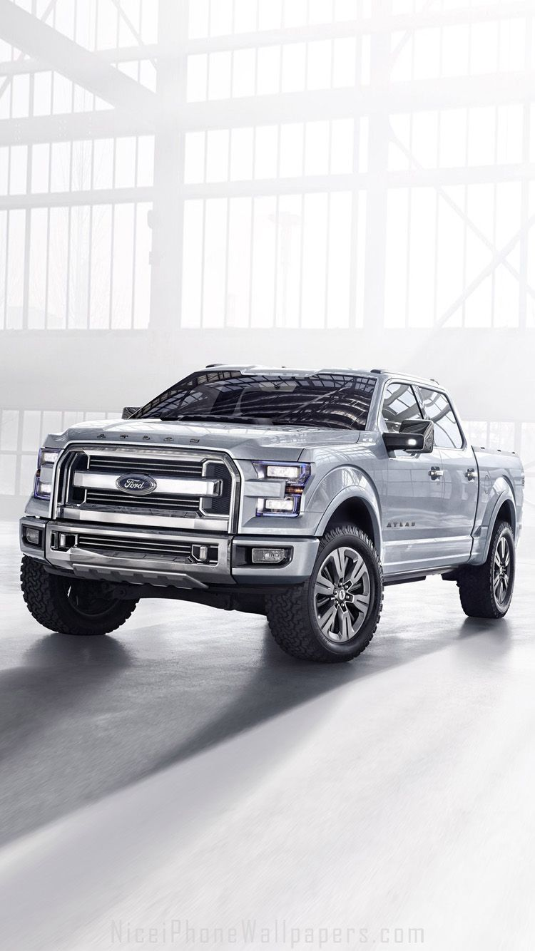 The ford atlas concept was revealed at the detroit auto show it gives us a glimpse of what ford may have planned for the 2015 the atlas concept design