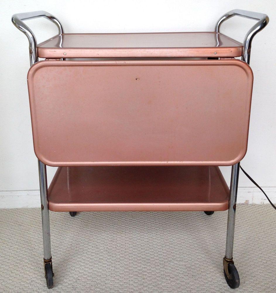 Best 25 Midcentury Utility Carts Ideas On Pinterest