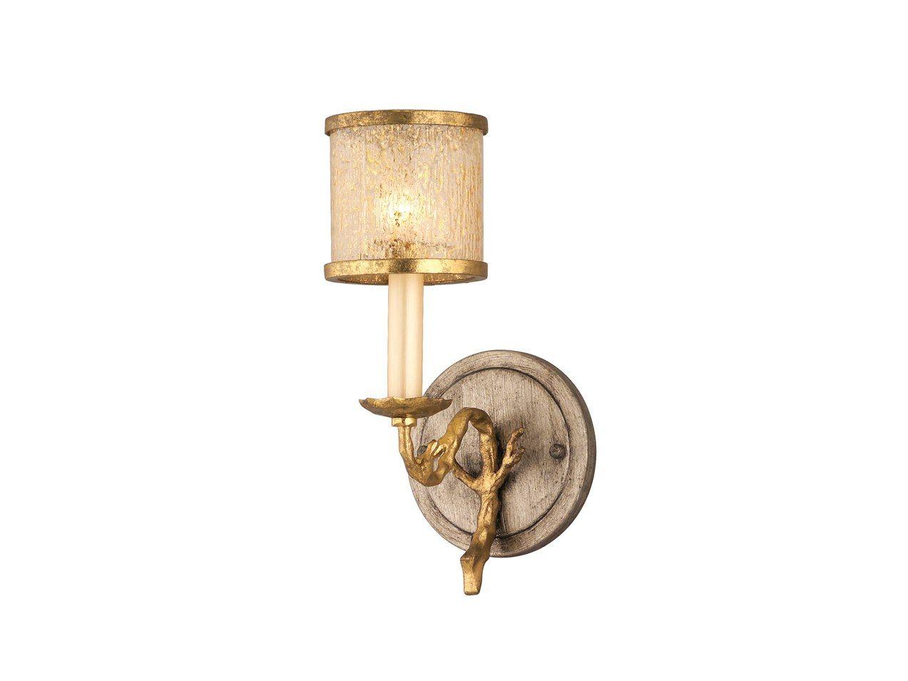 luxury lighting direct. Corbett Lighting Parc Royale Gold And Silver Leaf Bath Light Luxury Direct F