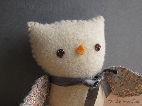 little owl... | Stuffed Stuff | Pinterest