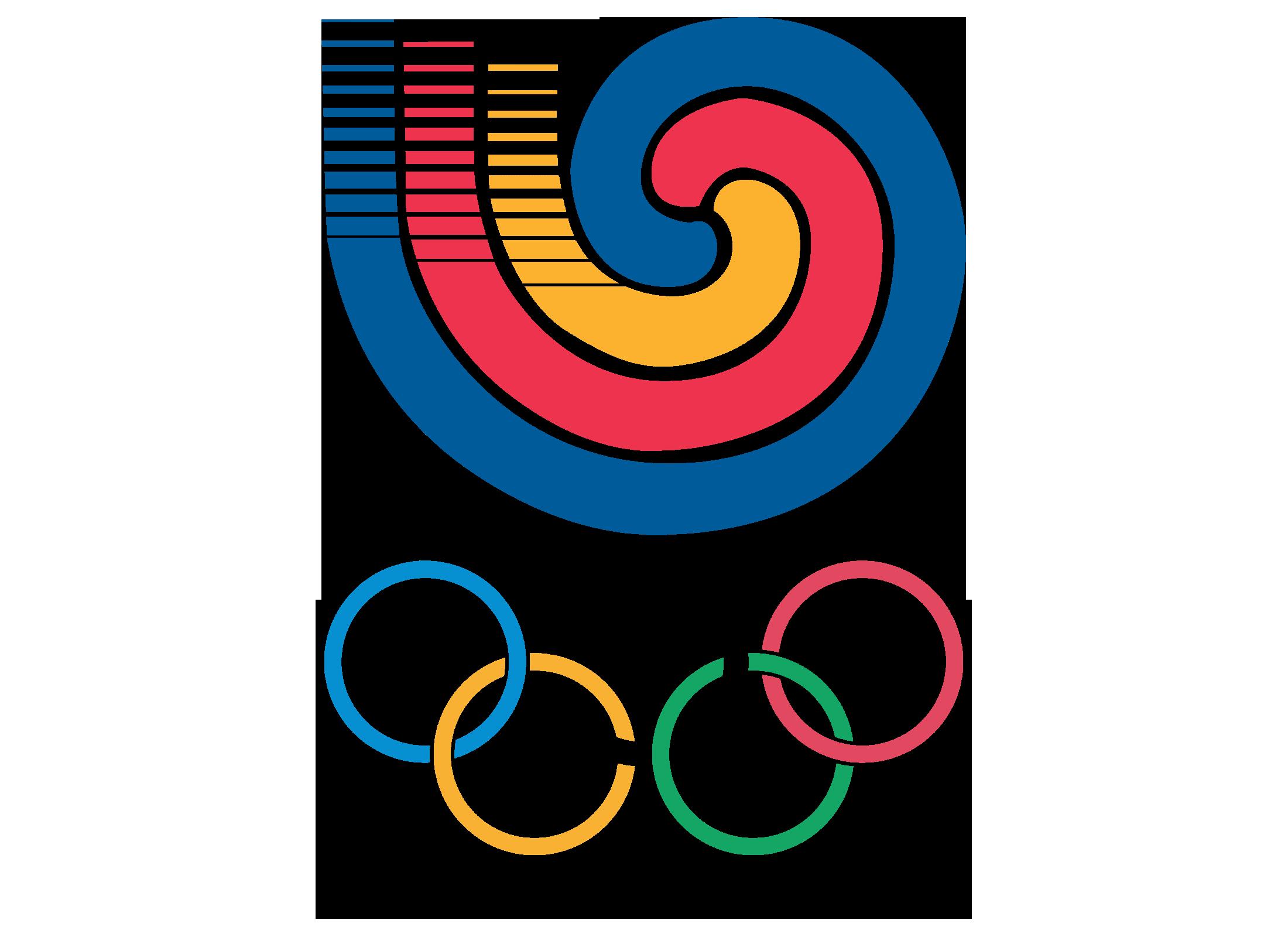 Seoul Summer Olympics 1988 Southkorea Olympic Logo Olympic Games Logos