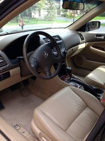 Make: Honda Model: Accord Year: 2007 Body Style: Sedan Exterior Color: