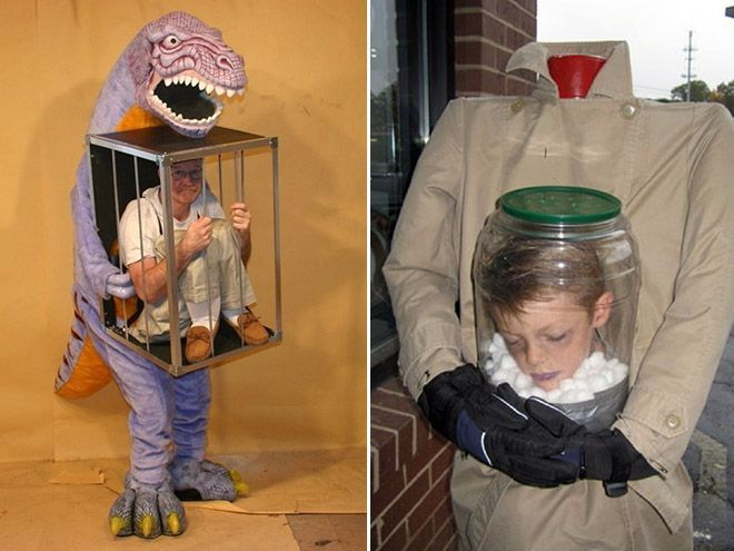 Funny and Clever Halloween Costumes  sc 1 st  Pinterest & Funny and Clever Halloween Costumes | Funniest Halloween Costumes ...