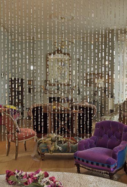 Beaded Curtain Photos | Bead curtains, Beads and Bedrooms