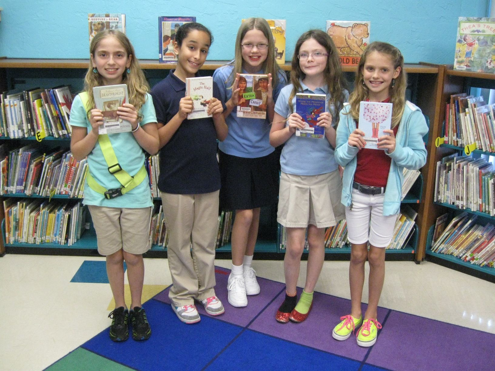 f2511839fef77 Limestone Creek Elementary School develops students  enthusiasm for reading  with the online Battle of the Books competition.  reading  edchat