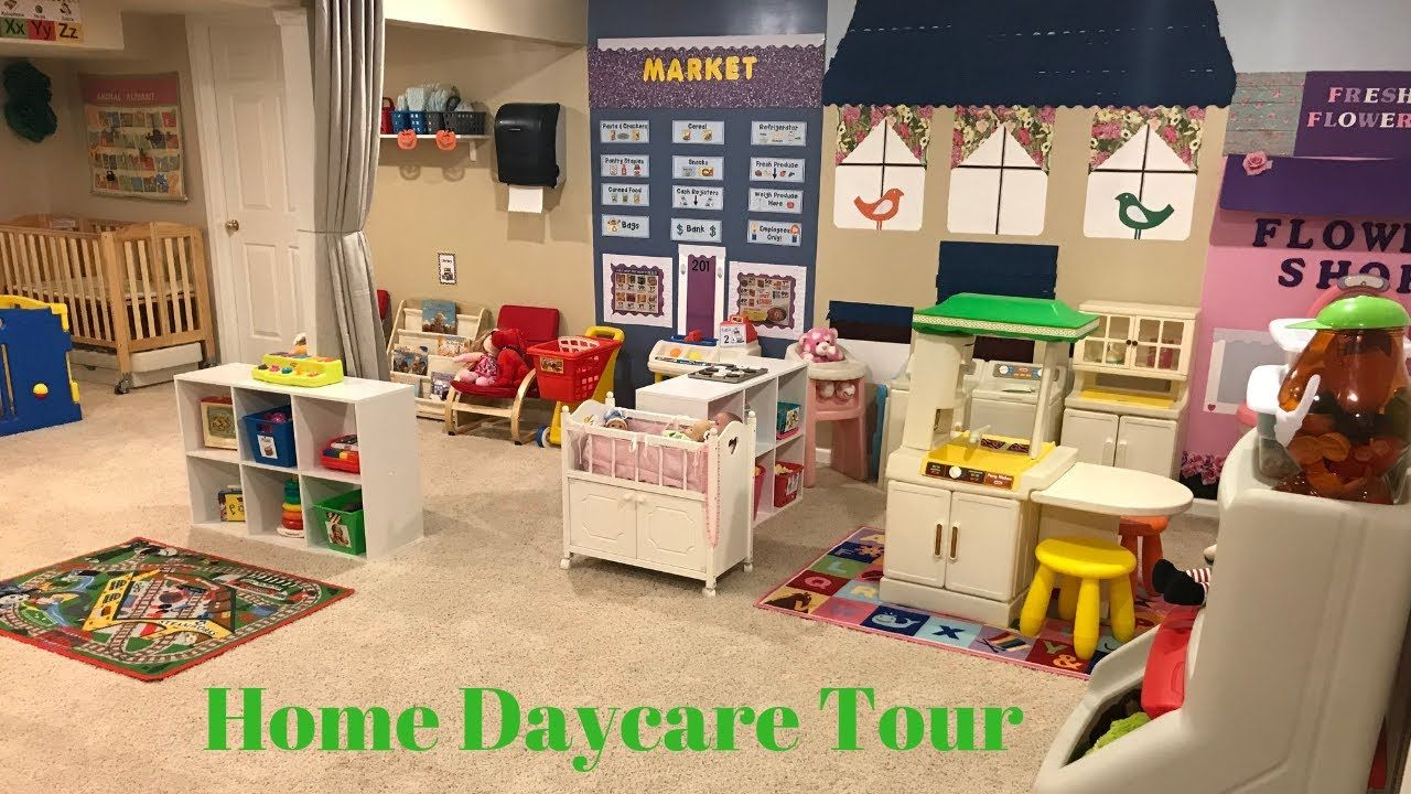 Home Daycare Tour Home daycare