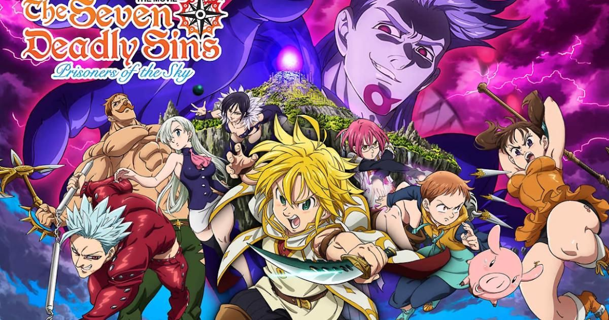 About The Seven Deadly Sins the Movie Prisoners of the