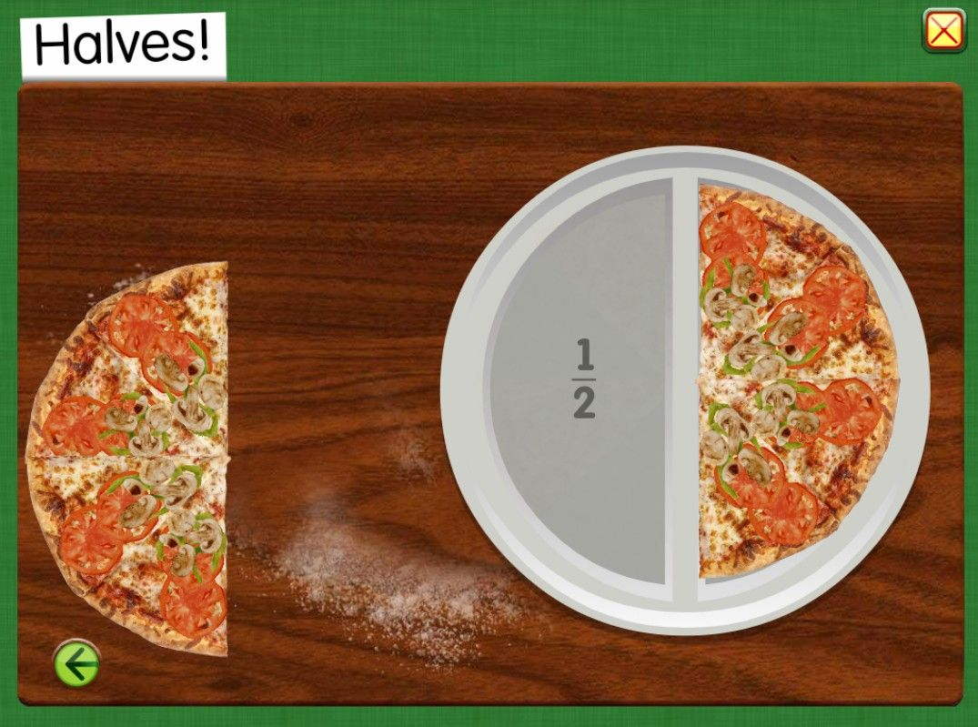 Pizza Fractions in 2020 | Pizza fractions, Learn to read ...