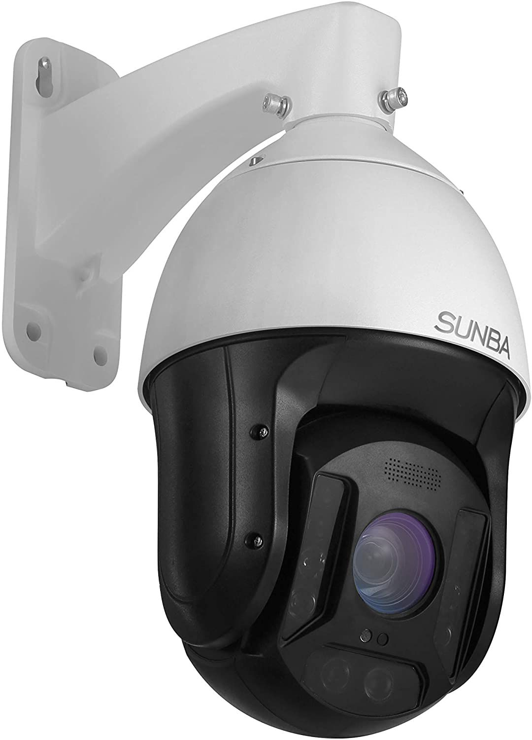 25x Optical Zoom 3mp Ip Poe Outdoor Ptz Camera Built In Mic High Speed Security Ptz Dome Ptz Camera Night Vision Optical