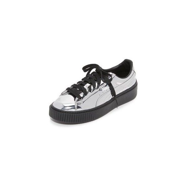 Fenty by Puma Suede Creepers ($140) ❤ liked on Polyvore