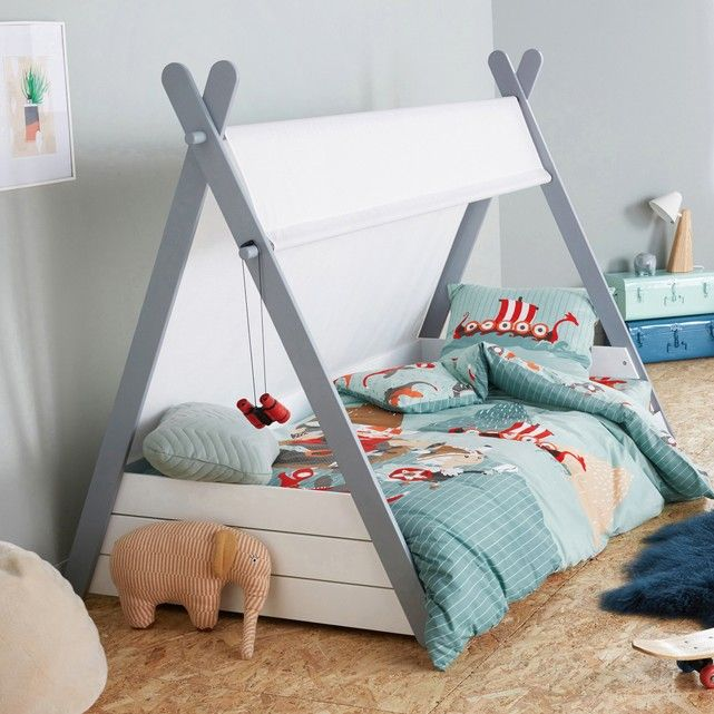 Siffroy Tipi Children's Bed Frame images