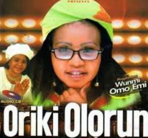 Wunmi Awoniyi OmoEmi // Oriki Olorun - Nigerian Gospel Music