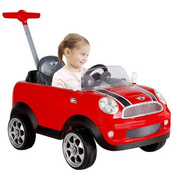 Mini Cooper Push Buggy Red Toys R Us Britain S Greatest Toy