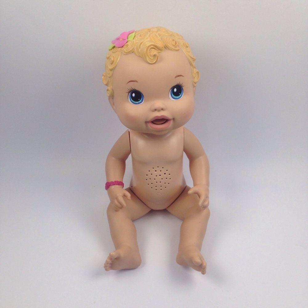 Hasbro 2011 Baby Alive All Gone Interactive Talking Doll 13 Baby Alive Toddler Girl Toys Dolls