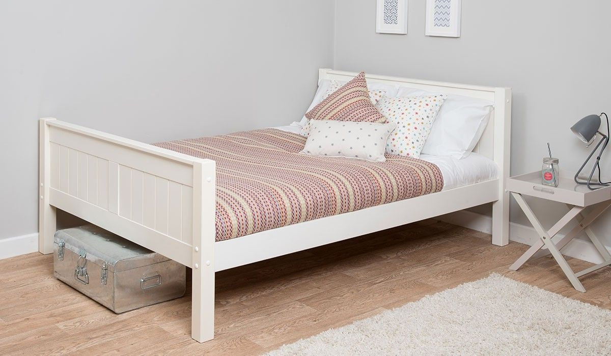 Stompa Classic Range Small Double Bed Frame Beds For Small Rooms