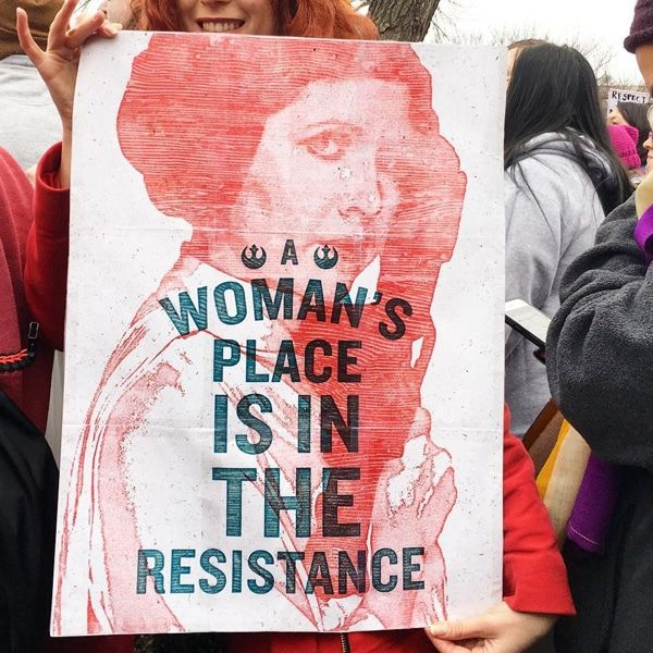 31 Of The Most Creative Protest Signs From The Global Women S March Protest Signs Womens March Signs Womens March