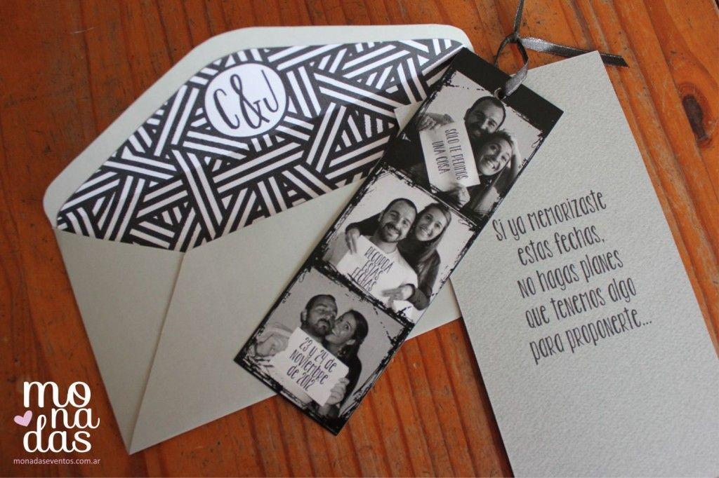 Black and White Wedding  #invitaciones #boda #souvenirs #papelería #casamiento http://www.monadaseventos.com.ar/black-white-wedding/