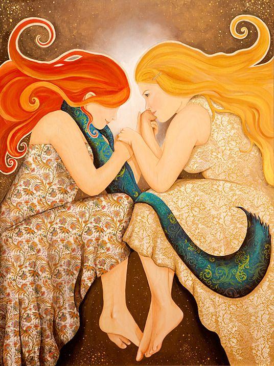 18-shirin-trust-in-me.jpg - Current Series - Heather Shirin - Fine Artist - Mixed Media Wood Panel Paintings, Workshops