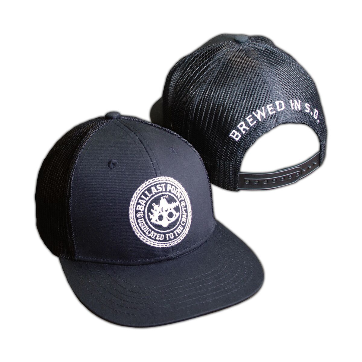 a91e956a8aa Ballast Point Snapback Trucker Hat Ballast Point